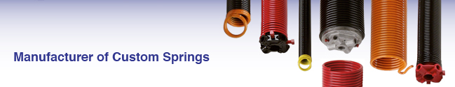Manufacturer of Custom Springs