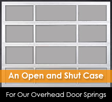 Overhead Door Springs